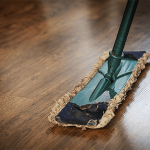Ways to care of wood flooring