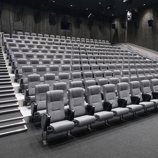 Theaters and Cinema equipment